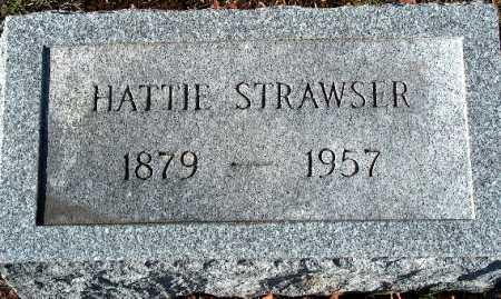 STRAWSER, HATTIE - Licking County, Ohio | HATTIE STRAWSER - Ohio Gravestone Photos