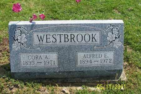 WESTBROOK, CORA - Licking County, Ohio | CORA WESTBROOK - Ohio Gravestone Photos