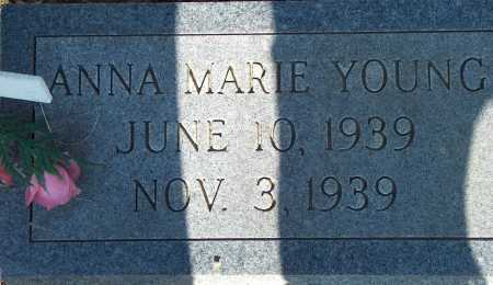YOUNG, ANNA MARIE - Licking County, Ohio | ANNA MARIE YOUNG - Ohio Gravestone Photos