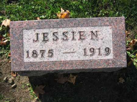 ASPINALL, JESSIE N. - Logan County, Ohio | JESSIE N. ASPINALL - Ohio Gravestone Photos