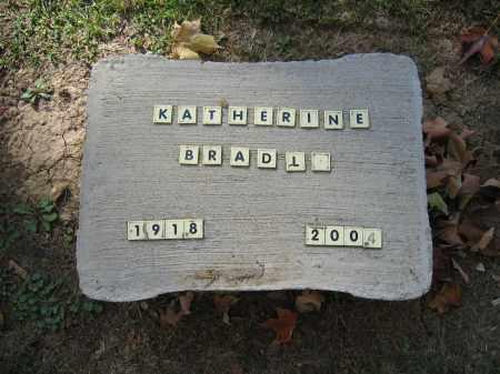 BRAD??, KATHERINE - Logan County, Ohio | KATHERINE BRAD?? - Ohio Gravestone Photos