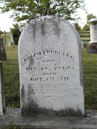BRUGLER, RALPH T. - Logan County, Ohio   RALPH T. BRUGLER - Ohio Gravestone Photos