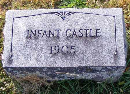 CASTLE, INFANT - Logan County, Ohio | INFANT CASTLE - Ohio Gravestone Photos