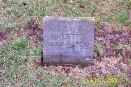 CHESTER, NICHOLAS S - Logan County, Ohio | NICHOLAS S CHESTER - Ohio Gravestone Photos