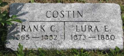 COSTIN, LURA - Logan County, Ohio | LURA COSTIN - Ohio Gravestone Photos