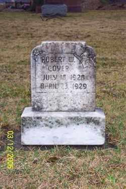 COYER, ROBERT W. - Logan County, Ohio | ROBERT W. COYER - Ohio Gravestone Photos