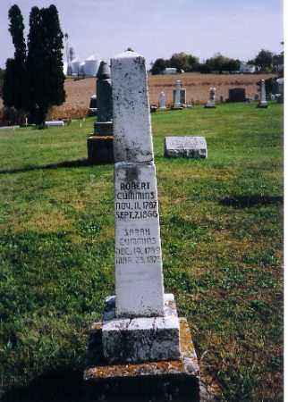 CUMMINS, SARAH - Logan County, Ohio | SARAH CUMMINS - Ohio Gravestone Photos