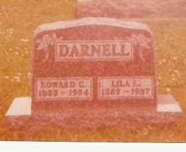 DARNELL, LILA LEE GARRETT - Logan County, Ohio | LILA LEE GARRETT DARNELL - Ohio Gravestone Photos