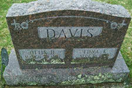 DAVIS, OTIS H. - Logan County, Ohio | OTIS H. DAVIS - Ohio Gravestone Photos
