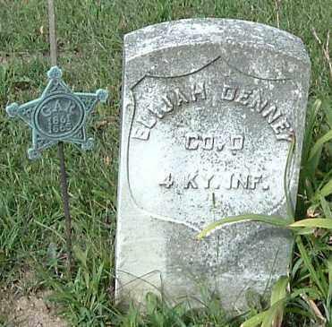 DENNEY, ELIJAH - Logan County, Ohio | ELIJAH DENNEY - Ohio Gravestone Photos