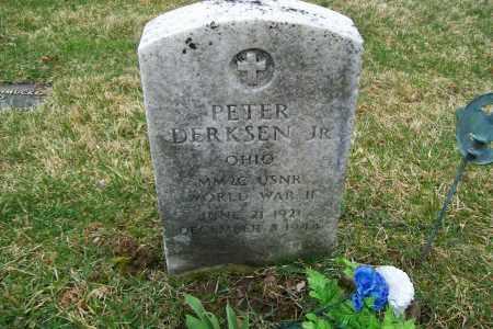 DERKSON, PETER - Logan County, Ohio | PETER DERKSON - Ohio Gravestone Photos