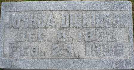 DICKINSON, JOSHUA - Logan County, Ohio | JOSHUA DICKINSON - Ohio Gravestone Photos