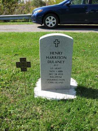 DULANEY, HENRY - Logan County, Ohio | HENRY DULANEY - Ohio Gravestone Photos