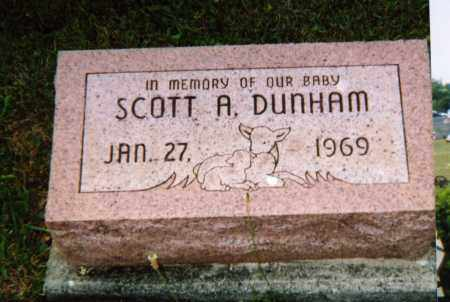 DUNHAM, SCOTT A. - Logan County, Ohio   SCOTT A. DUNHAM - Ohio Gravestone Photos