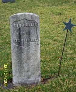 ELLIS, BENJAMIN - Logan County, Ohio   BENJAMIN ELLIS - Ohio Gravestone Photos