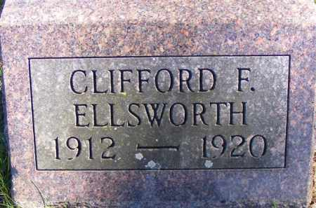 ELLSWORTH, CLIFFORD - Logan County, Ohio | CLIFFORD ELLSWORTH - Ohio Gravestone Photos