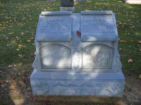 FOSTER, LUCINDA - Logan County, Ohio | LUCINDA FOSTER - Ohio Gravestone Photos