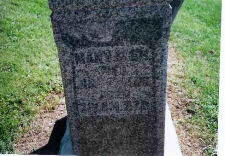 GISH, MARY - Logan County, Ohio | MARY GISH - Ohio Gravestone Photos