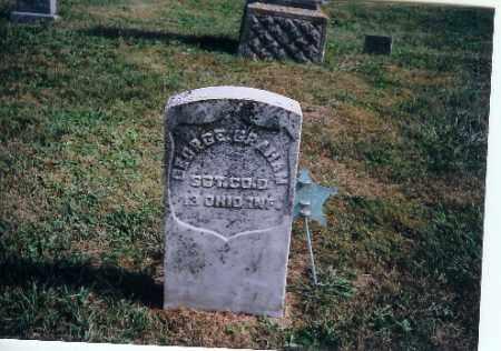 GRAHAM, GEORGE - Logan County, Ohio   GEORGE GRAHAM - Ohio Gravestone Photos