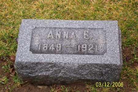 HAMSHER, ANNA G - Logan County, Ohio | ANNA G HAMSHER - Ohio Gravestone Photos