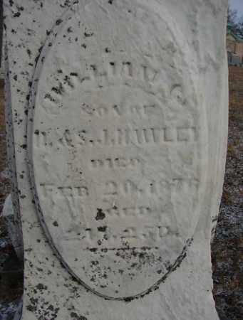 HAWLEY, WILLIAM G. - Logan County, Ohio | WILLIAM G. HAWLEY - Ohio Gravestone Photos