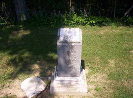 HUFFMAN, KINDLE - Logan County, Ohio | KINDLE HUFFMAN - Ohio Gravestone Photos