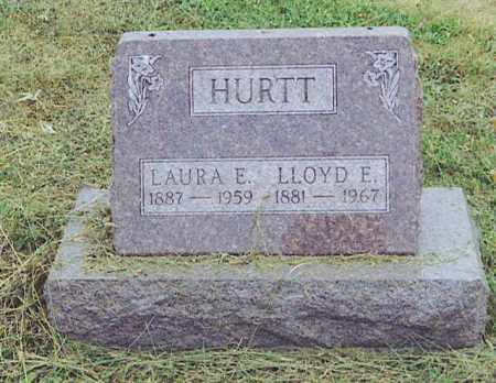 HURTT, LAURA E. - Logan County, Ohio | LAURA E. HURTT - Ohio Gravestone Photos