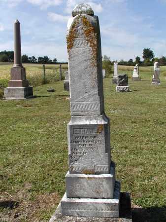 KENNEDY, SARAH S. - Logan County, Ohio | SARAH S. KENNEDY - Ohio Gravestone Photos
