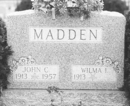 MADDEN, WILMA ILENE - Logan County, Ohio | WILMA ILENE MADDEN - Ohio Gravestone Photos