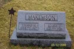 MAKEMAN, LOUISA J - Logan County, Ohio | LOUISA J MAKEMAN - Ohio Gravestone Photos