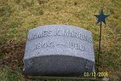 MARQUIS, JAMES K - Logan County, Ohio   JAMES K MARQUIS - Ohio Gravestone Photos