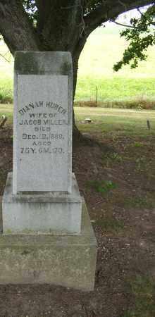 MILLER, DIANAH - Logan County, Ohio | DIANAH MILLER - Ohio Gravestone Photos