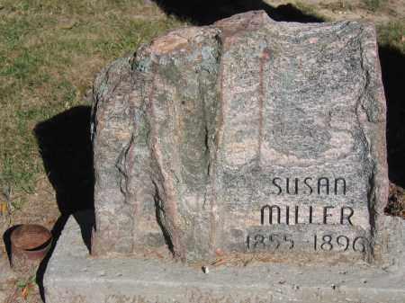 MILLER, SUSAN - Logan County, Ohio | SUSAN MILLER - Ohio Gravestone Photos