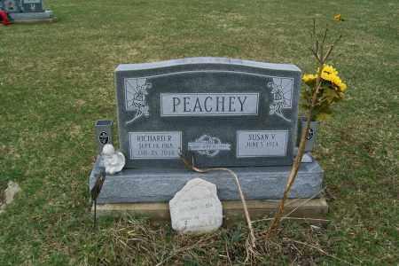PEACHEY, SUSAN V. - Logan County, Ohio | SUSAN V. PEACHEY - Ohio Gravestone Photos
