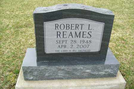 REAMES, ROBERT L. - Logan County, Ohio | ROBERT L. REAMES - Ohio Gravestone Photos