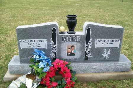 ROBB, MILLARD E. - Logan County, Ohio | MILLARD E. ROBB - Ohio Gravestone Photos
