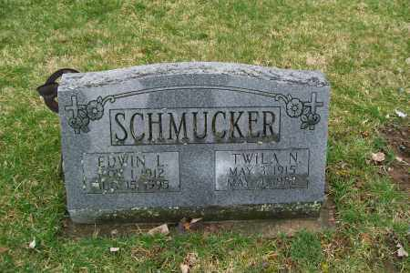 SCHMUCKER, TWILA N. - Logan County, Ohio | TWILA N. SCHMUCKER - Ohio Gravestone Photos