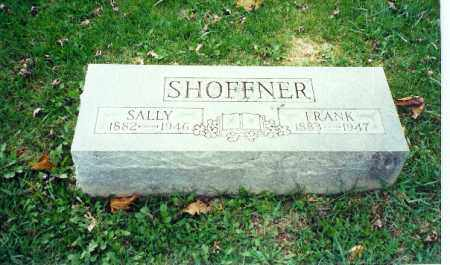 SHOFFNER, FRANK - Logan County, Ohio | FRANK SHOFFNER - Ohio Gravestone Photos