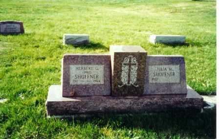 SHOFFNER, HERBERT GEORGE - Logan County, Ohio   HERBERT GEORGE SHOFFNER - Ohio Gravestone Photos