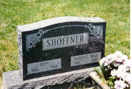 SHOFFNER, ROY - Logan County, Ohio | ROY SHOFFNER - Ohio Gravestone Photos