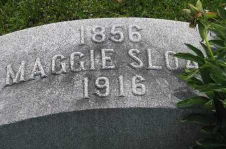 CASKEY SLOAN, MAGGIE - Logan County, Ohio | MAGGIE CASKEY SLOAN - Ohio Gravestone Photos