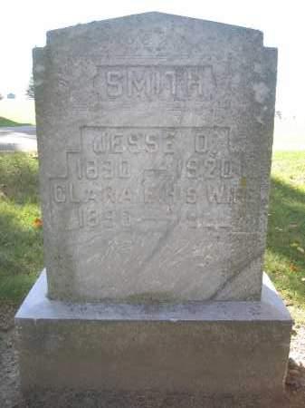SMITH, CLARA - Logan County, Ohio | CLARA SMITH - Ohio Gravestone Photos