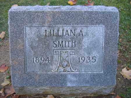 SMITH, LILLIAN A. - Logan County, Ohio | LILLIAN A. SMITH - Ohio Gravestone Photos