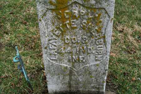 SPERBURN, LAFAYETTE - Logan County, Ohio   LAFAYETTE SPERBURN - Ohio Gravestone Photos