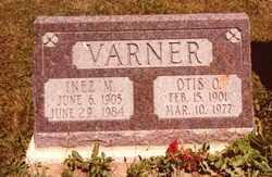 VARNER, INEZ M - Logan County, Ohio | INEZ M VARNER - Ohio Gravestone Photos
