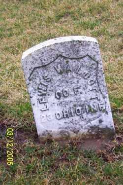 WILCOTT, LEWIS - Logan County, Ohio   LEWIS WILCOTT - Ohio Gravestone Photos