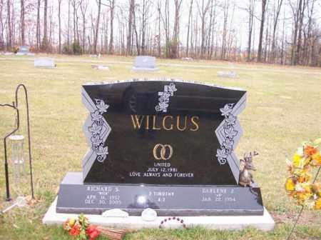 WILGUS, DARLENE J. - Logan County, Ohio | DARLENE J. WILGUS - Ohio Gravestone Photos