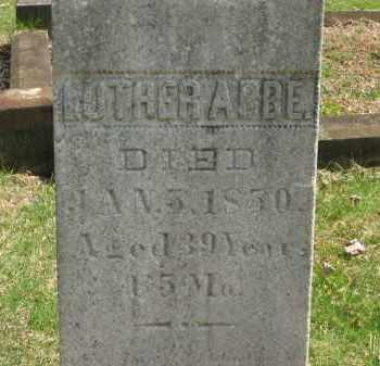 ABBE, LUTHER - Lorain County, Ohio | LUTHER ABBE - Ohio Gravestone Photos