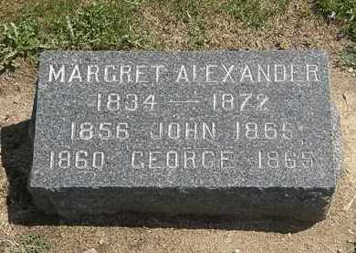 ALEXANDER, JOHN - Lorain County, Ohio   JOHN ALEXANDER - Ohio Gravestone Photos