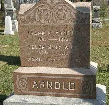 ARNOLD, FRANK. B. - Lorain County, Ohio | FRANK. B. ARNOLD - Ohio Gravestone Photos